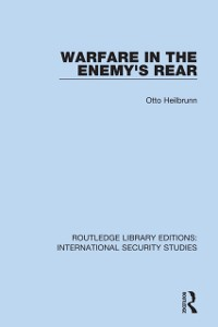 Cover Warfare in the Enemy's Rear