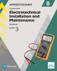 Cover Apprenticeship Level 3 Electrotechnical (Installation and Maintenance) Learner Handbook B ebook