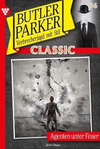 Cover Butler Parker Classic 36 – Kriminalroman