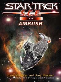 Cover Star Trek: Ambush