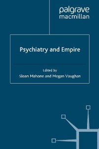 Cover Psychiatry and Empire
