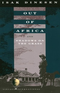 Cover Out of Africa