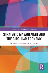 Cover Strategic Management and the Circular Economy