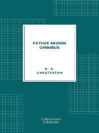 Cover Father Brown Omnibus