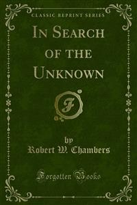 Cover In Search of the Unknown