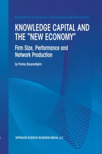 Cover Knowledge Capital and the &quote;New Economy&quote;