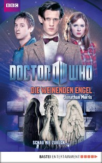 Cover Doctor Who - Die weinenden Engel