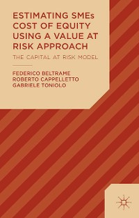 Cover Estimating SMEs Cost of Equity Using a Value at Risk Approach