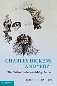 Cover Charles Dickens and 'Boz'