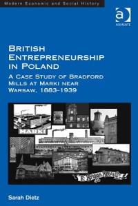 Cover British Entrepreneurship in Poland