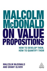 Cover Malcolm McDonald on Value Propositions