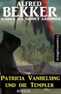 Cover Patricia Vanhelsing und die Templer