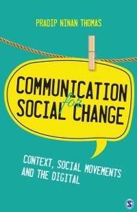 Cover Communication for Social Change