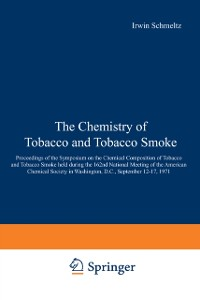 Cover Chemistry of Tobacco and Tobacco Smoke