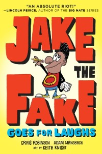 Cover Jake the Fake Goes for Laughs