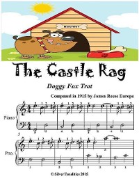 Cover Castle Rag Doggy Fox Trot - Easiest Piano Sheet Music Junior Edition