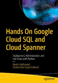 Cover Hands On Google Cloud SQL and Cloud Spanner