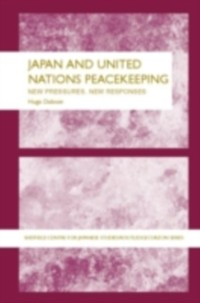 Cover Japan and UN Peacekeeping