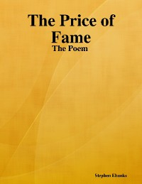 Cover The Price of Fame: The Poem