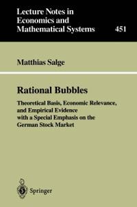 Cover Rational Bubbles