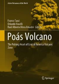 Cover Poás Volcano