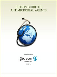 Cover GIDEON Guide to Antimicrobial Agents