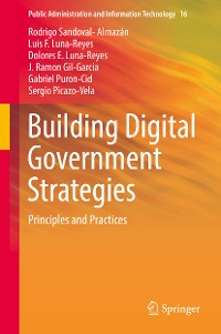 Cover Building Digital Government Strategies