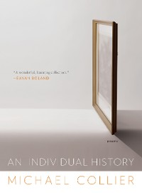 Cover An Individual History: Poems