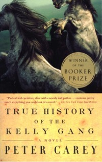 Cover True History of the Kelly Gang