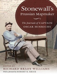 Cover Stonewall's Prussian Mapmaker