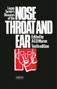 Cover Logan Turner's Diseases of the Nose, Throat and Ear