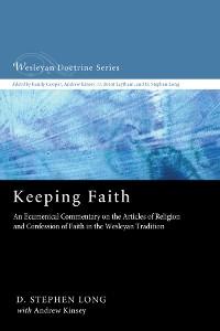 Cover Keeping Faith