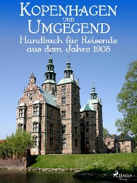 Cover Kopenhagen und Umgegend. Handbuch für Reisende