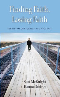Cover Finding Faith, Losing Faith