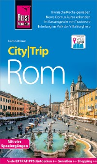 Cover Reise Know-How CityTrip Rom