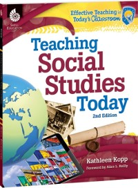 Cover Teaching Social Studies Today 2nd Edition ebook