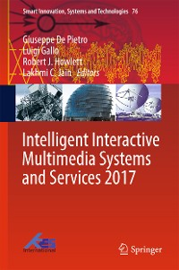 Cover Intelligent Interactive Multimedia Systems and Services 2017