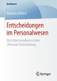 Cover Entscheidungen im Personalwesen