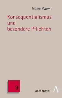 Cover Konsequentialismus und besondere Pflichten