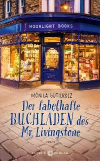 Cover Der fabelhafte Buchladen des Mr. Livingstone