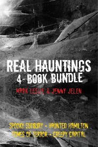 Cover Real Hauntings 4-Book Bundle