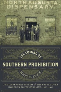 Cover Coming of Southern Prohibition