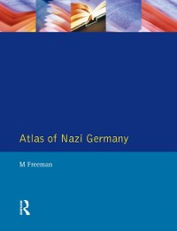Cover Atlas of Nazi Germany