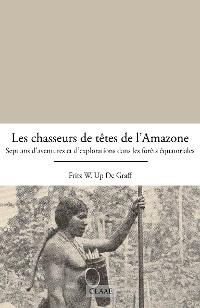 Cover Les chasseurs de têtes de l'Amazone