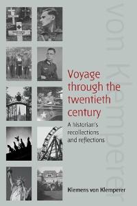Cover Voyage Through the Twentieth Century