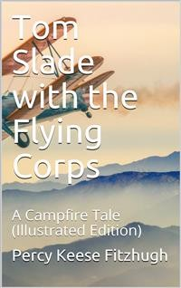 Cover Tom Slade with the Flying Corps