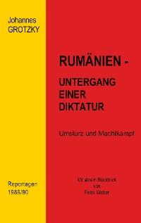 Cover Rumänien - Untergang einer Diktatur