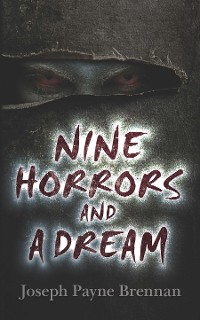 Cover Nine Horrors and a Dream