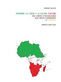 Cover Insegnare la lingua e la cultura italiana nei centri d'accoglienza