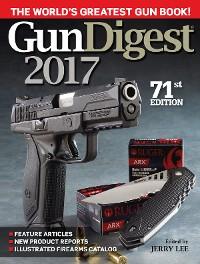 Cover Gun Digest 2017